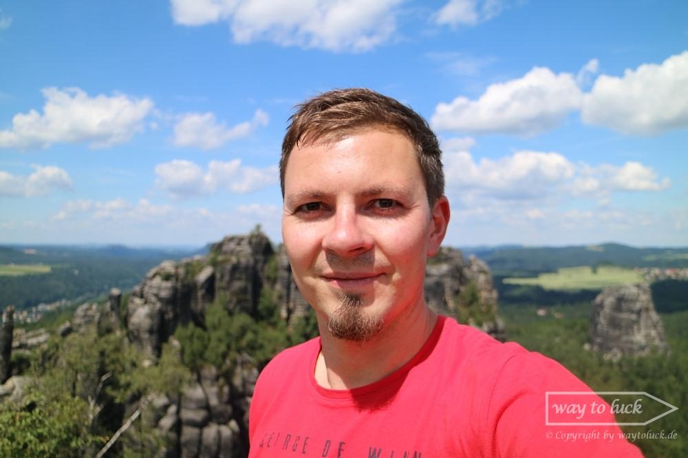 Patrick Rödiger von way to luck