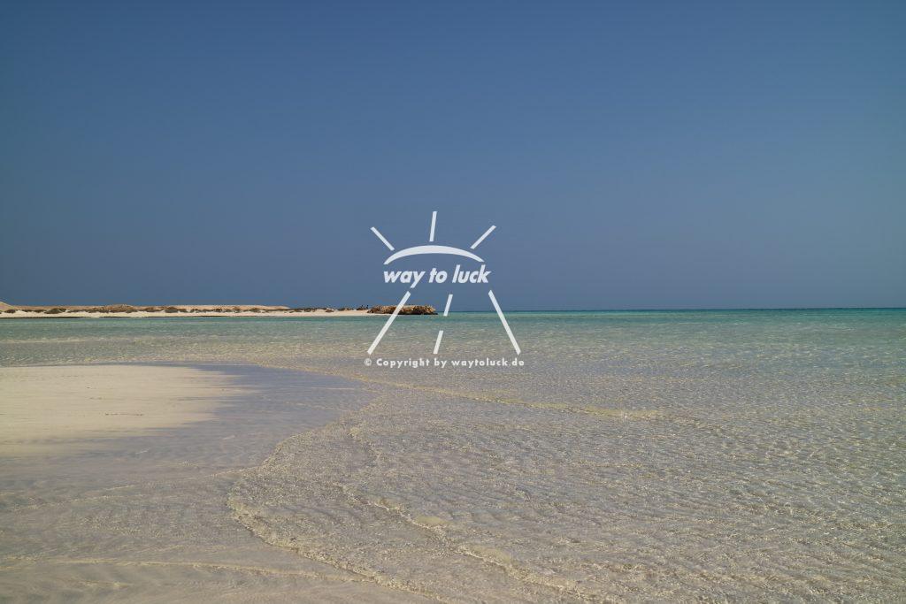 Traumstrand Ägypten Sharm El Luli Beach